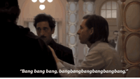 """galahadds: Six time Oscar nominated director, Wes Anderson.: """"Bang bang bang, bangbangbangbangbangbang,"""" galahadds: Six time Oscar nominated director, Wes Anderson."""