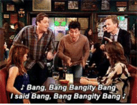 When your friend gets back from hanging with their significant other https://t.co/xs42CpALcn: Bang, Bang Bangity Bang  said Bang, Bang Bangity Bang When your friend gets back from hanging with their significant other https://t.co/xs42CpALcn