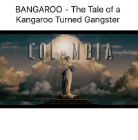 Funny, Memes, and Tales Of: BANGAROO The Tale of a  Kangaroo Turned Gangster Shit just got real 💀 (@chrisashley_)