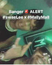 SwaeLee and MallyMall cooking up new music 👀🔥 WSHH @mallymall @swaelee: Banger ALERT  #swaeLee x SwaeLee and MallyMall cooking up new music 👀🔥 WSHH @mallymall @swaelee