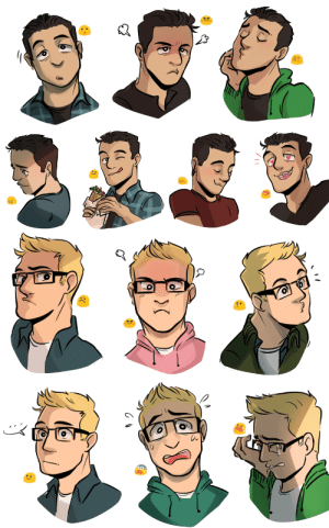 banhmiboy:  second batch of emoji meme requests ft. josh + chris!! (pls do not send me more requests!! i have some leftovers i might have a chance to do): banhmiboy:  second batch of emoji meme requests ft. josh + chris!! (pls do not send me more requests!! i have some leftovers i might have a chance to do)