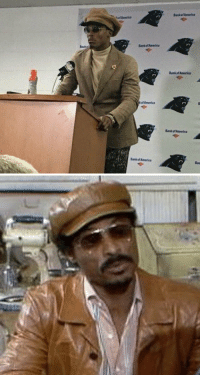 Cam Newton lookin like Rollo from Sanford & Son https://t.co/RN0gUSRfxl: Bank of Ameriea  Baske  anf America  Bank of America  of America  Bank ef America  Bank of America Cam Newton lookin like Rollo from Sanford & Son https://t.co/RN0gUSRfxl