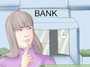 How to fart outside of a bank without anyone noticing: BANK  wiki How to Form a Women's Self Help Group in South Asia How to fart outside of a bank without anyone noticing