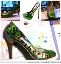 """<p>Sorry it took a few days but here is bridesmaid shoe #3; Slytherin! <a href=""""http://memes.mugglenet.com/Harry+Potter+Funny+Pics/Sorry-it-took-a-few-days-but-here-is-bri/3289"""">http://memes.mugglenet.com/Harry+Potter+Funny+Pics/Sorry-it-took-a-few-days-but-here-is-bri/3289</a></p>: Banned in 0 countries  MUGGLENET MEMES.COM <p>Sorry it took a few days but here is bridesmaid shoe #3; Slytherin! <a href=""""http://memes.mugglenet.com/Harry+Potter+Funny+Pics/Sorry-it-took-a-few-days-but-here-is-bri/3289"""">http://memes.mugglenet.com/Harry+Potter+Funny+Pics/Sorry-it-took-a-few-days-but-here-is-bri/3289</a></p>"""