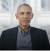 Memes, Obama, and Lost: Barack Obama fought for us for 8 years as President. He fought for us so hard this year on the campaign trail, he lost his voice. Now, he's only asking for one thing in return: Get out and vote to PROTECT our progress.  mypollingplace.org ← Let's make him proud. #ElectionDay 🇺🇸