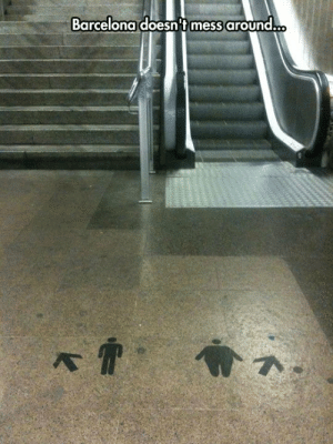 Barcelona, Tumblr, and Blog: Barcelona doesn t mess around.. srsfunny:Meanwhile In Barcelona