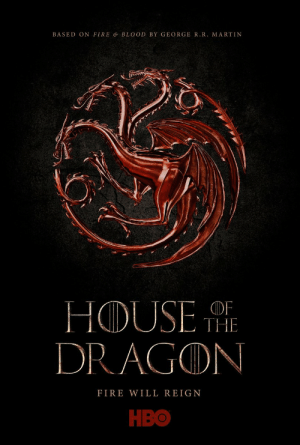 HBO acaba de anunciar la precuela sobre los Targaryen  🤔 #GameOfThrones https://t.co/AIh0RjxQtq: BASED ON FIRE & BLOOD BY GEORGER.R. MARTIN  HOUSE  DRAGON  OF  THE  FIRE WILL REIGN  НВо HBO acaba de anunciar la precuela sobre los Targaryen  🤔 #GameOfThrones https://t.co/AIh0RjxQtq