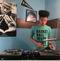 Prince, Never, and One: BASKET  BALL  NEVER DJ Prince went in on this one! 🎶🙌 @DJPrince01 https://t.co/c0PTjiqQVs
