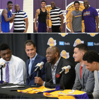 If you're looking for a roster spot on the Lakers and can play 🏀, you might as well just take a photo with Lakers pres of basketball operations @magicjohnson during your predraft workout! The last 3 players who did are now in Lakers uniforms! _____________________________________________________ Lakers Lalakers TeamLakers LonzoBall JordanClarkson JuliusRandle BrandonIngram TheFuture LakersNews LakersGame Kobe KobeBryant BlackMamba Mamba lebronjames Basketball NBA Laker4Life LakersAllDay michaeljordan GOAT LakerNation GoLakers legend @1ngram4 @jordanclarksons @zo @juliusrandle30 @ivicazubac @larrydn7 @kobebryant shaq drake spikelee NBA nbaallstar @mettaworldpeace37: BASKETBALL  Health If you're looking for a roster spot on the Lakers and can play 🏀, you might as well just take a photo with Lakers pres of basketball operations @magicjohnson during your predraft workout! The last 3 players who did are now in Lakers uniforms! _____________________________________________________ Lakers Lalakers TeamLakers LonzoBall JordanClarkson JuliusRandle BrandonIngram TheFuture LakersNews LakersGame Kobe KobeBryant BlackMamba Mamba lebronjames Basketball NBA Laker4Life LakersAllDay michaeljordan GOAT LakerNation GoLakers legend @1ngram4 @jordanclarksons @zo @juliusrandle30 @ivicazubac @larrydn7 @kobebryant shaq drake spikelee NBA nbaallstar @mettaworldpeace37