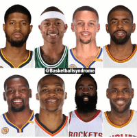 Memes, The Worst, and Best: @Basketballsyndrome Starting off a new series inspired by @hoopdunked . We got the Top 8 edition of the Best players. Vote the worst one out! Comments will be tallied and you can comment as many times as you want!🔥🏀