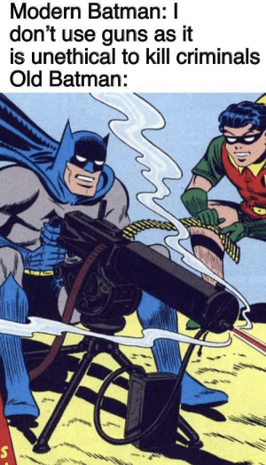 Bat-machine gun: Bat-machine gun