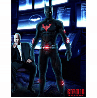 Memes, Batman Beyond, and 🤖: BATMAD (Art : @timetravel6000v2) A BatmanBeyond Movie with a FuturesEnd StoryLine would be The Perfect Way to end off The DCEU in the Far Future, Instead of MichaelKeaton it would be an Older BenAffleck since the Movie would likely come out Around 2030. But Comment Below if you would like to see a Batman Beyond Movie at the End of The DCEU, maybe it could even introduce a New Era of The JusticeLeague Beyond like in the Animated Show ! DCExtendedUniverse 💥 DCFilms