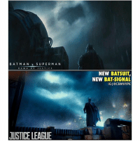 In BatmanvSuperman, Batman had the Bat-Signal with the bat symbol from ' TheDarkKnight Returns'. Now in JusticeLeague, he sports a new wider and slimmer bat symbol for the bat-signal. Thanks to Zack Snyder 👏. Who's hyped for the Justice League movie?🤔| - Be sure to Follow and Tag a Friend👇 - bvs WonderWoman TheFlash Cyborg SuicideSquad Superman brucewayne dcfilms GalGadot Comics greenlantern dcuniverse Darkseid JLA DCEU DCExtendedUniverse injustice comics dccinematicuniverse dccomics dcuniverse detectivecomics: BATMAN SUPERMAN  D A WNOF JUSTICE  NEW BATSUIT  NEW BAT-SIGNAL  IGI@CBMHYPE  USTICE LEAGUE In BatmanvSuperman, Batman had the Bat-Signal with the bat symbol from ' TheDarkKnight Returns'. Now in JusticeLeague, he sports a new wider and slimmer bat symbol for the bat-signal. Thanks to Zack Snyder 👏. Who's hyped for the Justice League movie?🤔| - Be sure to Follow and Tag a Friend👇 - bvs WonderWoman TheFlash Cyborg SuicideSquad Superman brucewayne dcfilms GalGadot Comics greenlantern dcuniverse Darkseid JLA DCEU DCExtendedUniverse injustice comics dccinematicuniverse dccomics dcuniverse detectivecomics