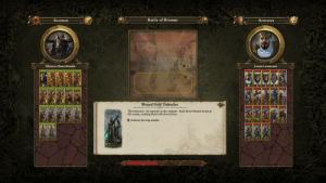 Random loading screen tip from Total War Warhammer 2, they know what's good: Battle of Brionne  Bretonnia  Beastmen  Ghorros Heart-Render  Louen Leoncoeur  Blessed Field Trebuchet  The trebuchet far superior to the catapult - hurls thrice-blessed stones at  the enemy, crushing them with devout fury.  Armour-piercing missiles  e Random loading screen tip from Total War Warhammer 2, they know what's good