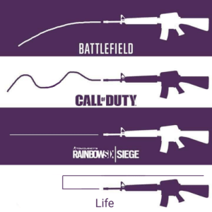 It do be like that. by snowc0n3 MORE MEMES: BATTLEFIELD  CALL DUTY  RAINBOWS SIEGE  Life It do be like that. by snowc0n3 MORE MEMES