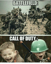 Off to work,check out my other meme account @memedip: BATTLEFIELD  CALL OF DUTY Off to work,check out my other meme account @memedip