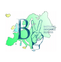 Memes, 🤖, and Emergency: BATTLI  INV  ILLNESS I've been working hard along with a few of my friends to create this campaign. We're still not fully ready but we're up and running so I wanted to share it with you guys. B.I.I ( Battling Invisible Illnesses.) Are a group based in Europe. We want to help people on a daily basis who are struggling so hard to fight the demons that are in there heads. America have quite a lot of help and celebrities fighting for depression but over here, we're alone and we practically have to beg for help. We want to stop this. We want to be able to set up a group of people, hopefully based from instagram to be an emergency call group for whoever needs us. We are currently working on a website and I'm looking to in the future develop merchandise to sell to go to our cause. Please click the link in my bio if you can donate and please follow us on Twitter: @BII I love you guys so much, You don't have to struggle on your own anymore. ~Lauren, ~Rüya, ~Alix