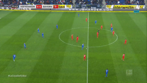 Bayern Munich and Hoffenheim spent the last 10 minutes of their game just talking and kicking the ball between each other. 😂🤣 https://t.co/F4vMvd4fcW: Bayern Munich and Hoffenheim spent the last 10 minutes of their game just talking and kicking the ball between each other. 😂🤣 https://t.co/F4vMvd4fcW