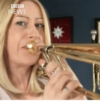 Memes, Money, and News: BBC  NEWS 20 APR: Musicians around the world have been rallying to raise money for a trombonist who has Hodgkin's Lymphoma. The money is being collected to pay for Stephen Sykes' treatment. Find out more: bbc.in-acrobat AcrobatChallenge Trombonist StephenSykes Cancer CrowdFunding BBCShorts @BBCNews BBCNews
