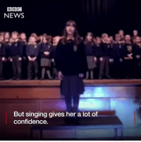 "Confidence, Hallelujah, and Memes: BBC  NEWS  But singing gives her a lot of  confidence. CHRISTMAS GREETINGS  I had the nicest talk with a couple of the WWE superstars about the Leonard Cohen song, ""Hallelujah"" – and I mentioned that Leonard must have been in the zone when he wrote this beautiful piece. I think it's one of the finest songs ever written. What a wonderful job this little girl does singing it too, bringing her own unique talent to Cohen's classic song.  Merry Christmas everyone. I hope everyone, regardless of religion, can find something beautiful to celebrate today."