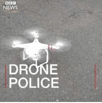Police in France are using drones to catch bad drivers. The technology looks at safe driving distances and overtaking. Details of any offence are sent to officers on motorbikes. They intercept anyone who's seen to be driving dangerously. drone police driving bordeaux france: BBC  NEWS  DRONE  POLICE Police in France are using drones to catch bad drivers. The technology looks at safe driving distances and overtaking. Details of any offence are sent to officers on motorbikes. They intercept anyone who's seen to be driving dangerously. drone police driving bordeaux france