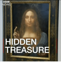 This Leonardo da Vinci masterpiece, discovered beneath layers of paint, will go under the hammer in November. 🎨The long-lost painting could fetch $100m at auction. painting art LeonardoDaVinci bbcnews instagood: BBC  NEWS  HIDDEN  TREASURE This Leonardo da Vinci masterpiece, discovered beneath layers of paint, will go under the hammer in November. 🎨The long-lost painting could fetch $100m at auction. painting art LeonardoDaVinci bbcnews instagood