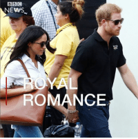 Prince Harry and his girlfriend, actor Meghan Markle, have appeared holding hands in public for the first time. They were seen at the Invictus Games in Toronto, Canada. The international sporting event was set up by the prince for injured soldiers. The couple have avoided the spotlight since their relationship came to light, but made their first public appearance together at the opening ceremony. PrinceHarry MeghanMarkle royalfamily InvictusGames toronto Canada: BBC  NEWS  ROMANCE Prince Harry and his girlfriend, actor Meghan Markle, have appeared holding hands in public for the first time. They were seen at the Invictus Games in Toronto, Canada. The international sporting event was set up by the prince for injured soldiers. The couple have avoided the spotlight since their relationship came to light, but made their first public appearance together at the opening ceremony. PrinceHarry MeghanMarkle royalfamily InvictusGames toronto Canada