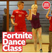Radio, World, and Bristol: BBC  RADIO  BRISTOL  Fortnite  Dance  Class The world should have ended in 2012 like it was supposed to. https://t.co/nKxcLC9X3H