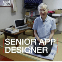 82-year-old Masako Wakamiya taught herself to code. She's now released an app, inspired by a traditional Japanese doll festival. It is one of the country's first games specifically aimed at the over 60s. Japan elderly apps coding inspire inspired inspiration BBCShorts BBCNews @bbcnews: BBC  SENIOR APP  DESIGNER 82-year-old Masako Wakamiya taught herself to code. She's now released an app, inspired by a traditional Japanese doll festival. It is one of the country's first games specifically aimed at the over 60s. Japan elderly apps coding inspire inspired inspiration BBCShorts BBCNews @bbcnews