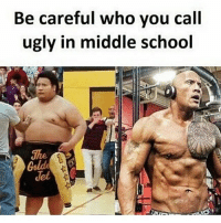 Memes, 🤖, and Gta5: Be careful who you call  ugly in middle school I saw that movie the day it came out * 😏Follow if you're new😏 * 👇Tag some homies👇 * ❤Leave a like for Dank Memes❤ * Second meme acc: @cptmemes * Don't mind these 👇👇 Memes DankMemes Videos DankVideos RelatableMemes RelatableVideos Funny FunnyMemes memesdailybestmemesdaily centralintelligence Codmemes therock dwaynejohnson Meme InfiniteWarfare Gaming gta5 bo2 IW mw2 Xbox Ps4 Psn Games VideoGames Comedy Treyarch sidemen sdmn