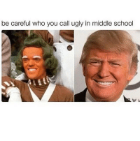 Okay I'm done with politics lol @hoecrumb: be careful who you call ugly in middle school Okay I'm done with politics lol @hoecrumb