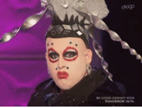 me arriving to the 2019 met gala serving leigh bowery: BE GOOD JOHNNIY WEIR  TOHORROW 10/9 me arriving to the 2019 met gala serving leigh bowery