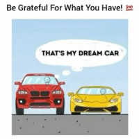 "Memes, Music, and Soon...: Be Grateful For What You Have!  THAT'S MY DREAM CAR Be grateful for what you have. Music is ""Champaign Wishes"" by @DonnyArcade coming soon! ReturnOfEnki @PantheonEliteRecords @4biddenknowledge @teana_n_ashley_aka_nova @_crewzthroughlife_ @richvagner @revelationdeep WeGotNext 4biddenKnowledge Video rp @nate_diesel23"