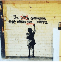 This is DEEP tag someone who needs to see this! 👇🏼: Be Someone  that makes you happy. This is DEEP tag someone who needs to see this! 👇🏼