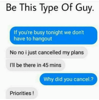 What is your guy type