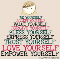 Memes, 🤖, and Hive: BE YOURSELF  ACCEPT YOURSELF  VALUE YOURSELF  FORGIVE YOURSELF  BLESS YOURSELF  EXPRESS YOURSELF  TRUST YOURSELF  LOVE YOURSELF  EMPOWER YOURSELF  OLUPYTHA HERMIN www.collectivelyconscious.net - Hive Mind for the Awakened. Where artists, seekers, activists and healers UNITE! <3