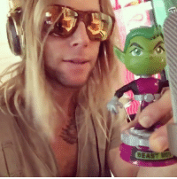 BEA Happy birthday to the voice of our fav party animal, @GregCipes! 💚🎉🎈🎂