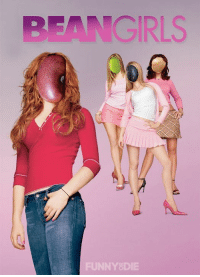 Happy Mean Girls Day!: BEANGIRLS  FUNNYSDIE Happy Mean Girls Day!