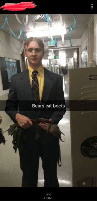 Bears Eat Beets: Bears eat beets  CHAT