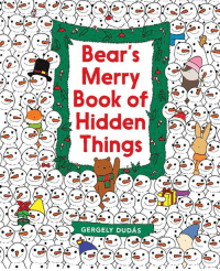 COVER REVEAL! I'm so excited to share the cover of my first book in a brand new series for HarperCollins! :)  Watch for it in stores this fall - or you can preorder here: http://bit.ly/2lcFhv3: Bear's  Merry  Book of  Hidden  Things  GERGELY DUDAs COVER REVEAL! I'm so excited to share the cover of my first book in a brand new series for HarperCollins! :)  Watch for it in stores this fall - or you can preorder here: http://bit.ly/2lcFhv3