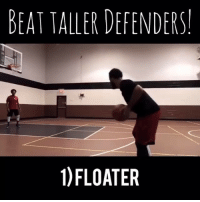 You will be against a lot of tall defenders in this game, and have to be armed with these essential moves to dominate the game 🔥 • • Follow @mamba_dribble for daily basketball content 🔝 • Credit: @rockullah: BEAT TALLER DEFENDERS  1)FLOATER You will be against a lot of tall defenders in this game, and have to be armed with these essential moves to dominate the game 🔥 • • Follow @mamba_dribble for daily basketball content 🔝 • Credit: @rockullah