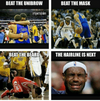 Teams Curry beat and who's next! lol 😂 why they gotta do LeBron like that tho lol hahaa messed up.. DOUBLETAP and tag nba fans lol Follow my thug life wannabes account @ThugsLifeVines 🌱 @ThugsLifeVines 💣 @ThugsLifeVines 🌱: BEAT THE UNIBROW  CSportsokes  BEAT THE BEARD  BEAT THE MASK  THE HAIRLINE IS NEXT Teams Curry beat and who's next! lol 😂 why they gotta do LeBron like that tho lol hahaa messed up.. DOUBLETAP and tag nba fans lol Follow my thug life wannabes account @ThugsLifeVines 🌱 @ThugsLifeVines 💣 @ThugsLifeVines 🌱