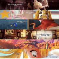 IM LITERALLY FREAKING OUT ABOUT ALL THE NEW UPCOMING THINGS DISNEY RELEASED. FREAKING OUT.: BEAUTY AND THE BEAST  2017  TOY STORY 4  2017  FINDING DORY  2017  ARS 3  2018  GIGANTIC  THE INCREDIBLES 2  2017 OR 2018  NEVERLAND RS  INSTA GRAM IM LITERALLY FREAKING OUT ABOUT ALL THE NEW UPCOMING THINGS DISNEY RELEASED. FREAKING OUT.