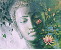 Memes, Buddha, and Evil: Because he has discarded evil, he is called a holy man. Because he is serene in conduct, he is called a recluse. And because he has renounced his impurities, he is called a renunciate.  ~ The Buddha ~