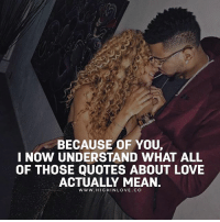 Tag Your Love ❤️: BECAUSE OF YOU,  I NOW UNDERSTAND WHAT ALL  OF THOSE QUOTES ABOUT LOVE  WWW. HIGH IN LOVE. CO Tag Your Love ❤️