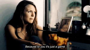 https://iglovequotes.net/: Because to you it's just a game https://iglovequotes.net/