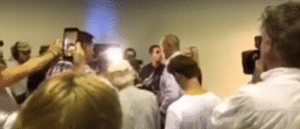 becoming-vverevvolf: kropotkindersurprise:  March 16 2019 - Australian fascist MP Fraser Anning gets egged during a press conference after he blamed the Christchurch mosque fascist terror attack on the murdered victims. [video]  death to the fash schwein-hünd : becoming-vverevvolf: kropotkindersurprise:  March 16 2019 - Australian fascist MP Fraser Anning gets egged during a press conference after he blamed the Christchurch mosque fascist terror attack on the murdered victims. [video]  death to the fash schwein-hünd
