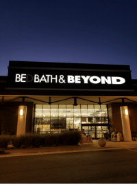Funny, Enter the Void, and Beyond: BEDBATH& BEYOND  HIRING I enter the void. For I am bed, and I am beyond.