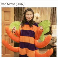Bee Movie, Memes, and Movie: Bee Movie (2007) @marywithamillionnicknames stop being so obsessed with me!!!!!!!!!
