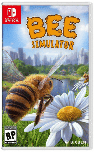 stoned-samus:  nintendocafe:  Bee Simulator | $39.99 Buy-Now!  					 					 						  							Experience life from the perspective of a Bee 							 						 					 						  							Play with friends and family in either co-op or PvP 							 						 					 						  							Explore a beautifully crafted world to your heart's content 							 						 					 				 hello????? I thought this was a fucking shitpost??? : BEE  NINTENDO  SWITCH  SIMULATOR  RATING PENDING  RP  BIGBEN  ESRB stoned-samus:  nintendocafe:  Bee Simulator | $39.99 Buy-Now!  					 					 						  							Experience life from the perspective of a Bee 							 						 					 						  							Play with friends and family in either co-op or PvP 							 						 					 						  							Explore a beautifully crafted world to your heart's content 							 						 					 				 hello????? I thought this was a fucking shitpost???